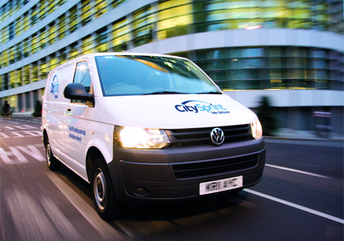 What does London's new toxicity charge mean for the courier industry?