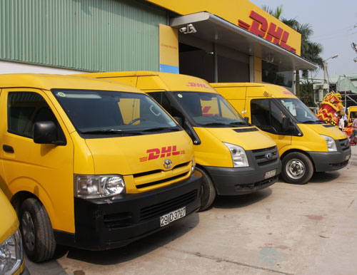 "DHL expands ""green"" fleets in Japan and Belgium"
