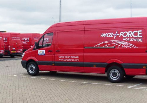 Parcelforce Worldwide large parcels accepted through the Post Office from next week