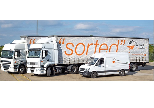 Secured Mail's fleet get a revamp