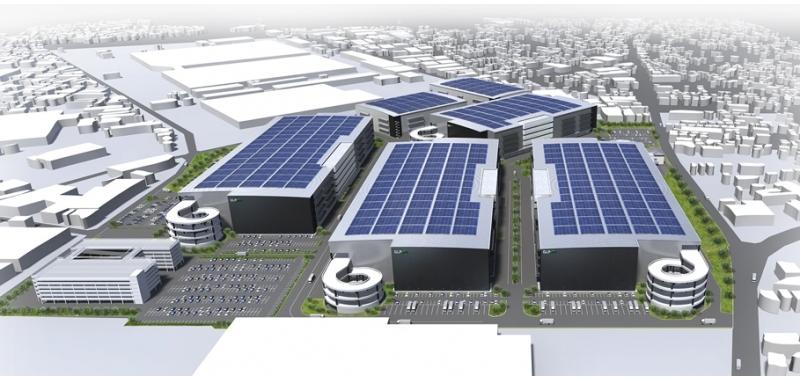 GLP plans new Tokyo logistics park