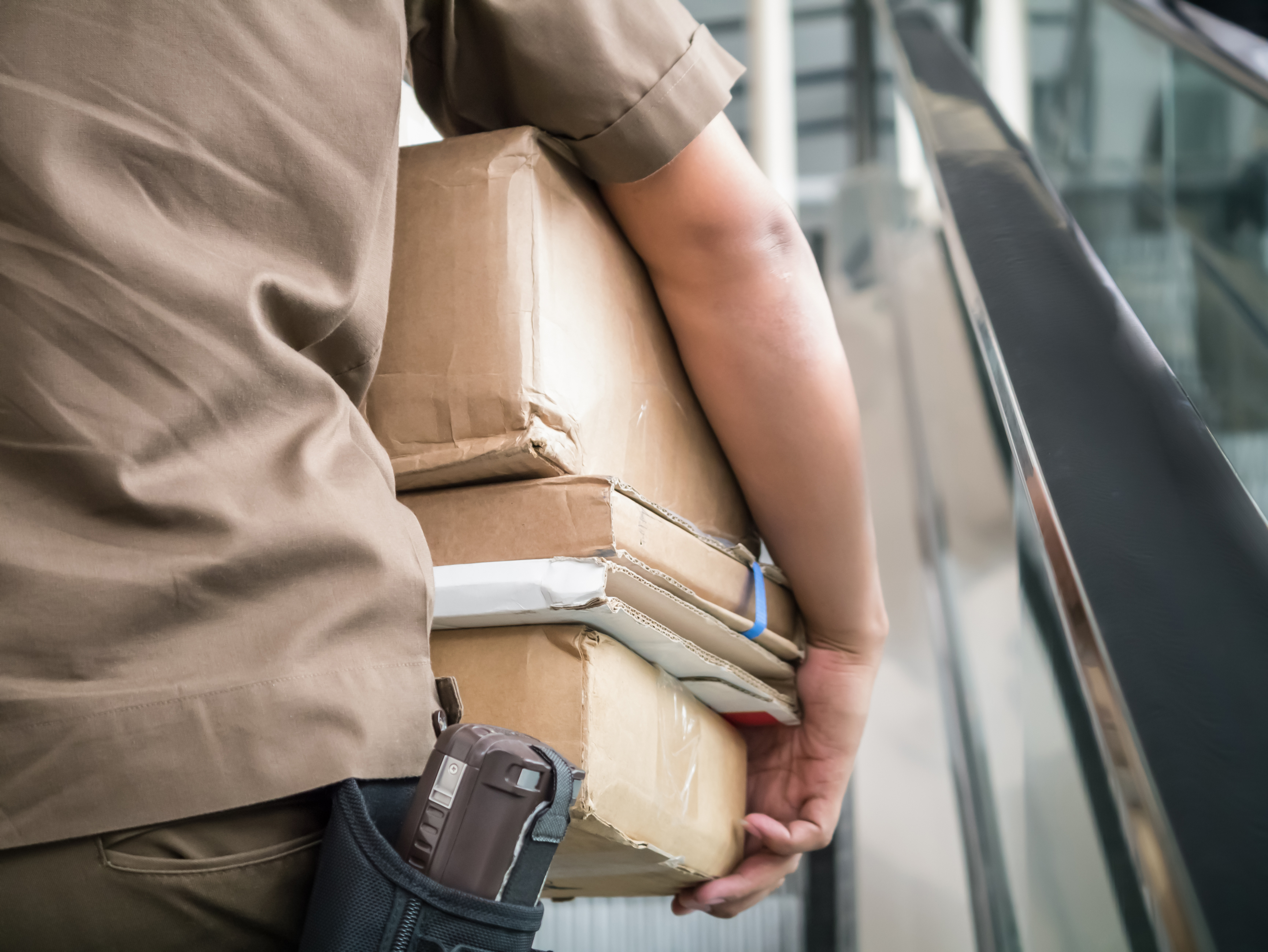 UK export mail and parcels market worth £2.9 billion according to the latest UK International Mail and Parcels Digest
