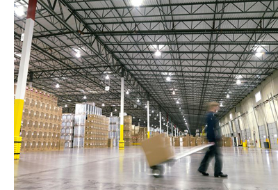 Strong year for UK industrial and logistics property sector, says LSH