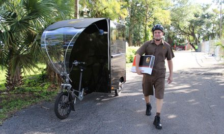UPS launching eBike in Fort Lauderdale