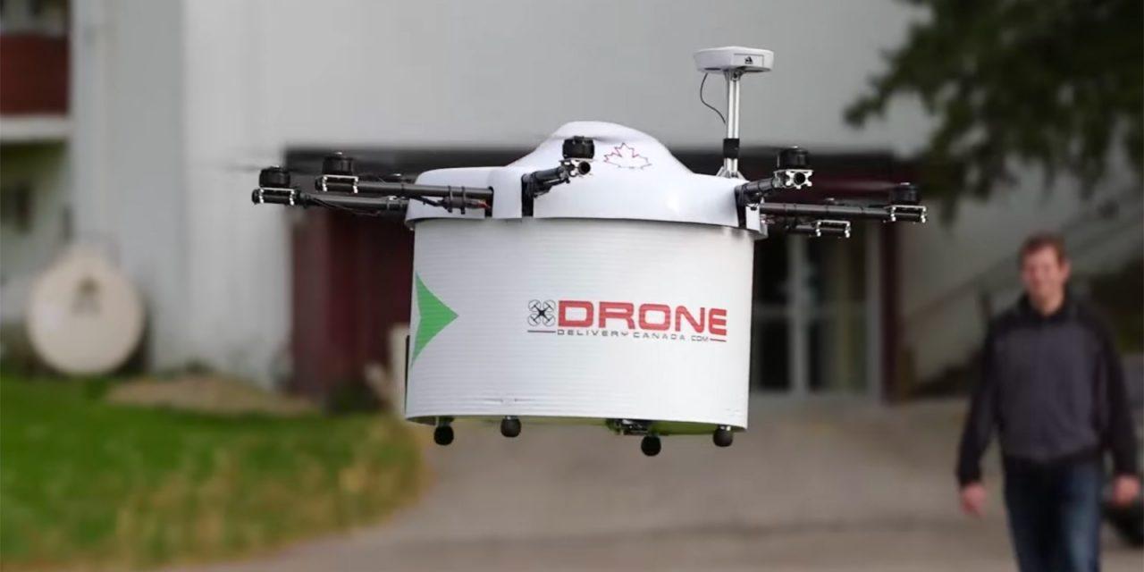 Drone partnership