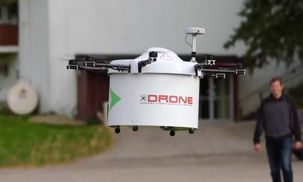 Drone partnership