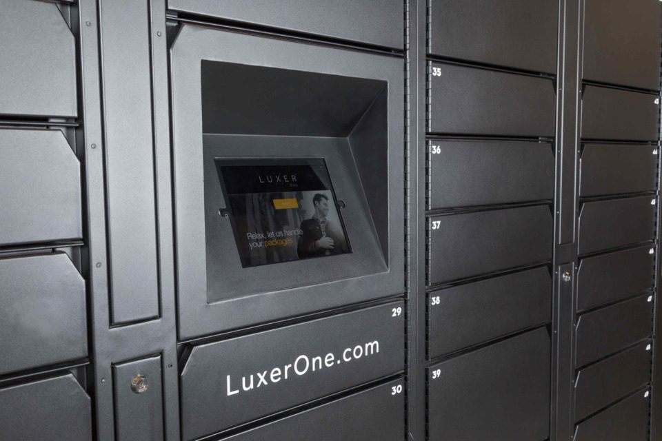 Luxer One offering retailers more custom locker design options