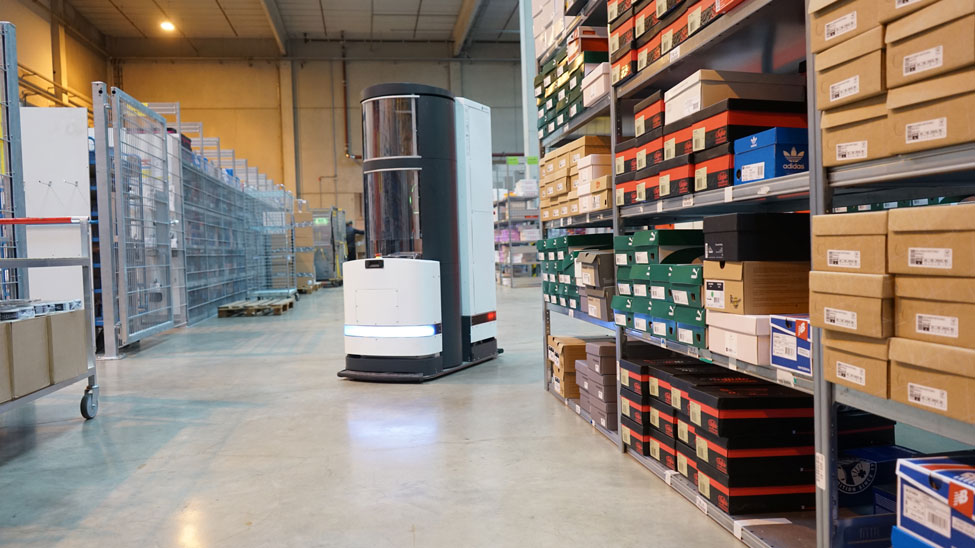 Robotics startup Magazino raises $25m funding