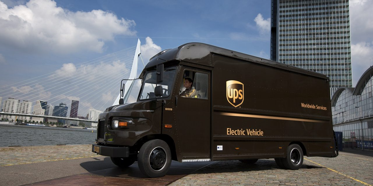 """UPS """"boosts investments by $12bn on favorable tax law impact"""""""