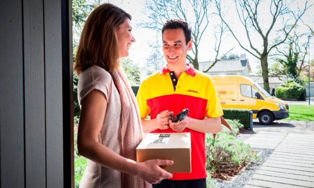 DHL Parcel expanding options for preferred parcel delivery time