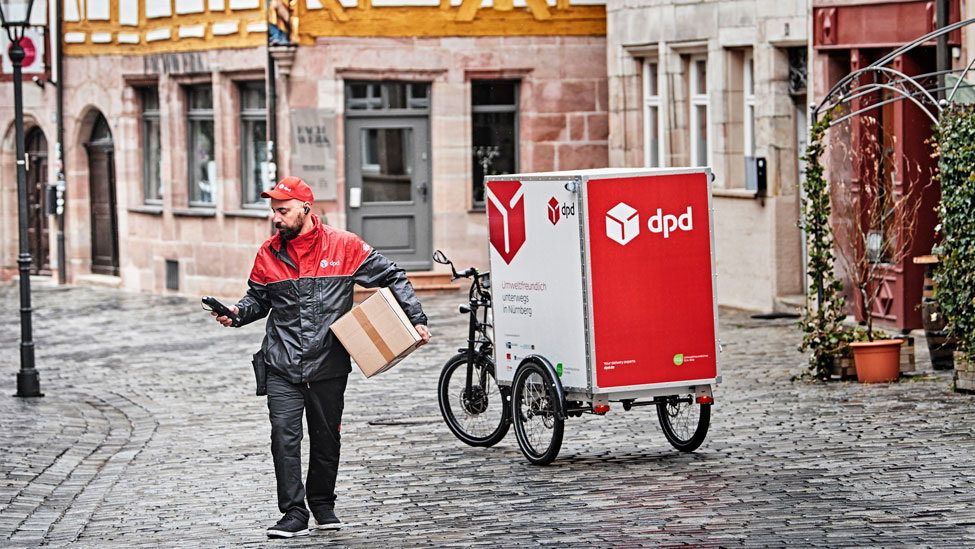 "DPD Germany ""highly satisfied"" with transport bikes pilot"