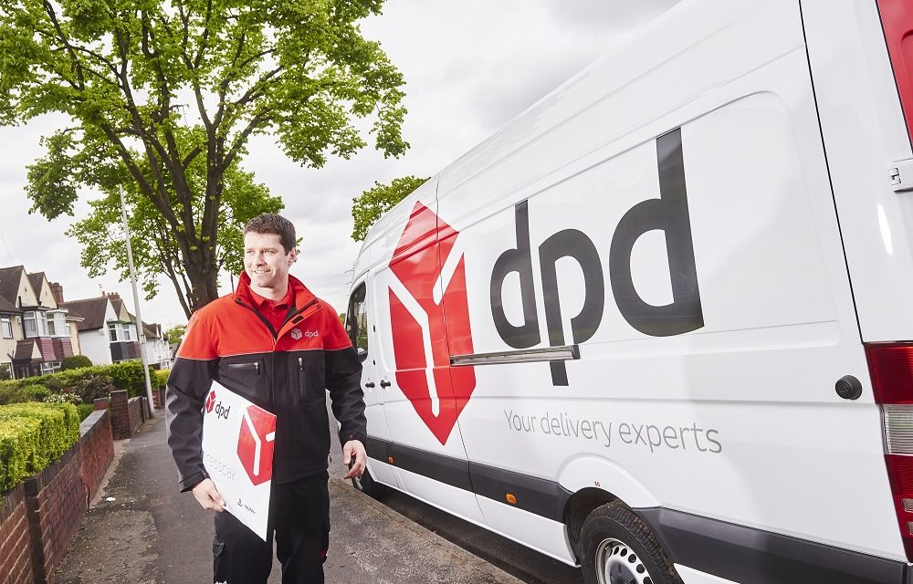 DPD launches in-app parcel sending service