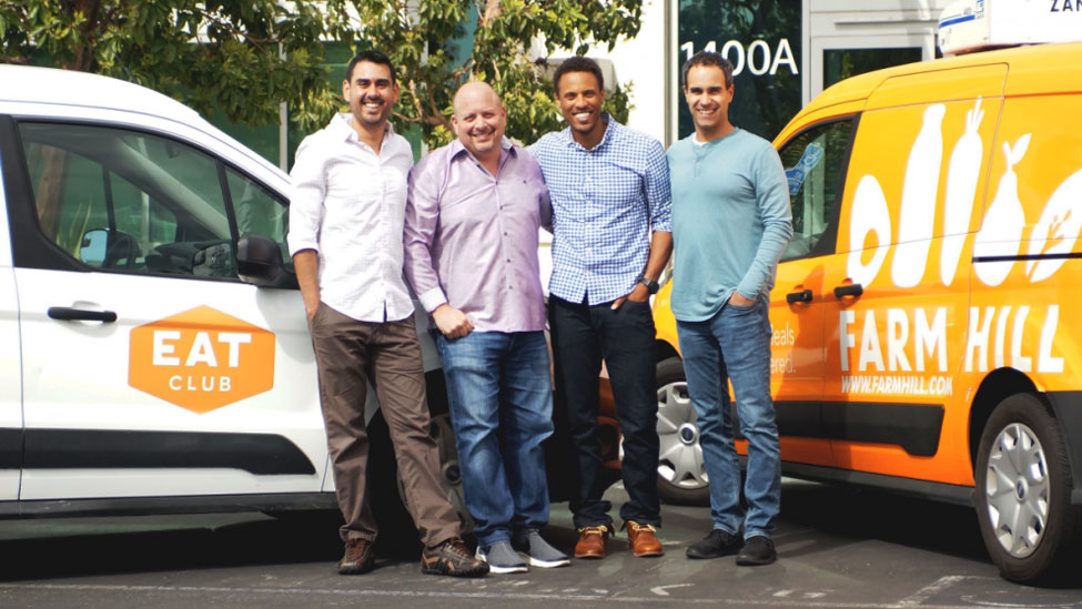 EAT Club buys fellow lunch delivery company Farm Hill
