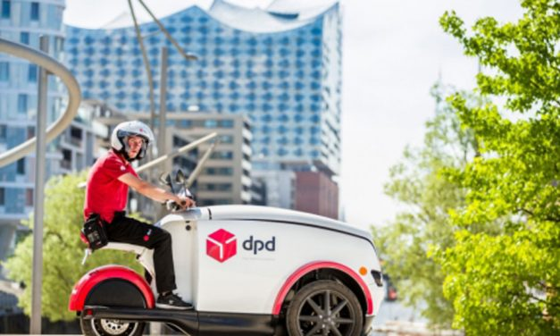 DPD rolls out the electric three-wheelers