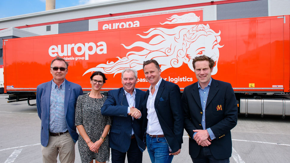 Europa Worldwide acquires Continental Cargo Carriers