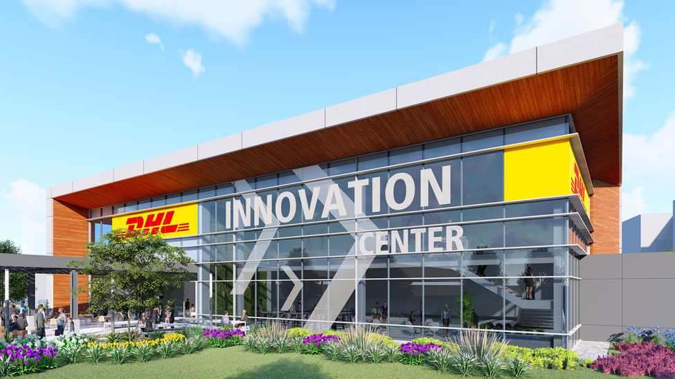 DHL Americas Innovation Center to open in summer 2019